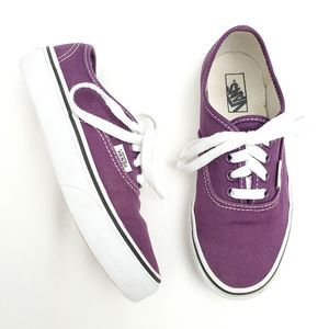 VANS Authentic Kids Youth Shoes